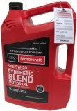 Olej silnikowy Motorcraft 5W20 SYNTHETIC BLEND MOTOR OIL 4,73l Ford M