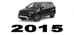 Specyfikacja Dodge Journey 2015