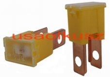 Bezpiecznik samochodowy kostkowy męski prosty JAPVAL TYPE B1 60A