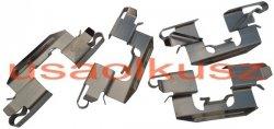 Zestaw montażowy tylnych klocków hamulcowych Ford Edge -2010