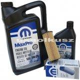 Olej MOPAR 5W20 oraz oryginalny filtr Dodge Durango 3,6 V6 -2013
