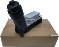 Obudowa filtra oleju z chłodnicą bez czujników Dodge Journey 3,6 V6 -2013