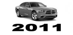 Specyfikacja Dodge Charger 2011