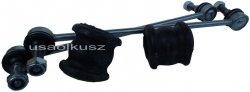 Gumy oraz łączniki przedniego drążka stabilizatora Dodge Grand Caravan 2012-