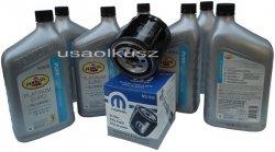 Filtr olej PENNZOIL PLATINUM 5W40 Dodge Challenger SRT-8 6,1 V8 MS-10850