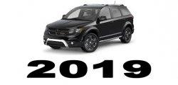 Specyfikacja Dodge Journey 2019