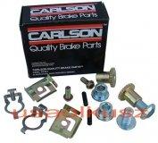 Zestaw montażowy szczęk hamulca postojowego Cadillac DTS 2006-2010