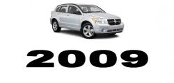 Specyfikacja Dodge Caliber 2009