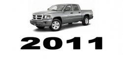 Specyfikacja RAM Dakota 2011