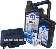 Filtr olej MOPAR ATF+4 skrzyni biegów 6-SPD 62TE Volkswagen Routan