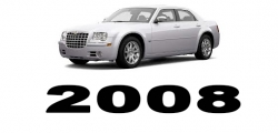Specyfikacja Chrysler 300C 2008
