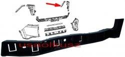 Ślizg zderzaka tylnego prawy Jeep Cherokee KL 2014-