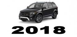 Specyfikacja Dodge Journey 2018