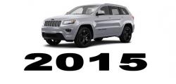 Specyfikacja Jeep Grand Cherokee 2015