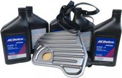 Filtr + olej ACDelco skrzyni biegów Hummer H3 3,5 L5 2006
