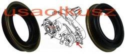 Uszczelniacz przedniego wału reduktora NP233 Dodge Dakota 2001-2007