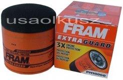 Filtr oleju silnika firmy FRAM Cadillac Escalade 2007-2014