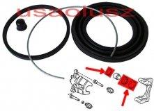 Zestaw naprawczy tłoa przedniego zacisku hamulcowego Dodge Stratus 3,0 V6 2001-2005