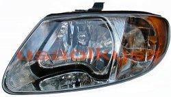 Lewy reflektor USA Dodge Caravan 2001-2004