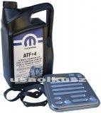 Olej MOPAR ATF+4 oraz filtr automatycznej skrzyni 4SPD Fiat Freemont