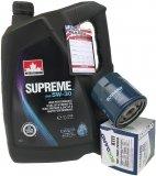 Filtr oraz mineralny olej 5W30 Buick Park Avenue 3,8 V6