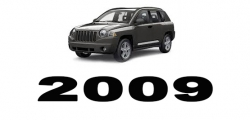 Specyfikacja Jeep Compass / Patriot 2009