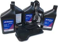 Filtr + olej ACDelco skrzyni biegów 4L60-E Chevrolet Caprice 1994-1996