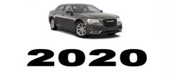 Specyfikacja Chrysler 300C 2020