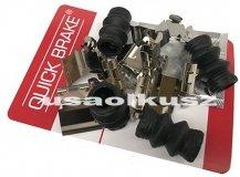 Zestaw montażowy tylnych klocków hamulcowych Ford Edge