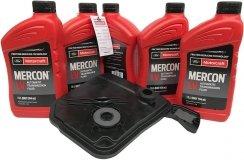 Filtr olej Motorcraft Mercon LV skrzyni biegów 6F35 Ford Edge 2,0 2012-