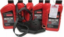 Filtr + olej skrzyni biegów Motorcraft MERCON LV Mercury Grand Marquis 2009-