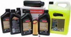 Filtr olej 5W30 Full Synthetic MOTORCRAFT Ford Edge 2,7 V6
