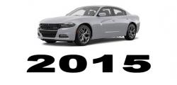 Specyfikacja Dodge Charger 2015