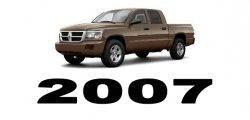 Specyfikacja Dodge Dakota 2007