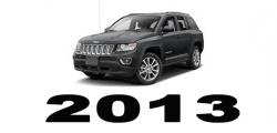 Specyfikacja Jeep Compass / Patriot 2013