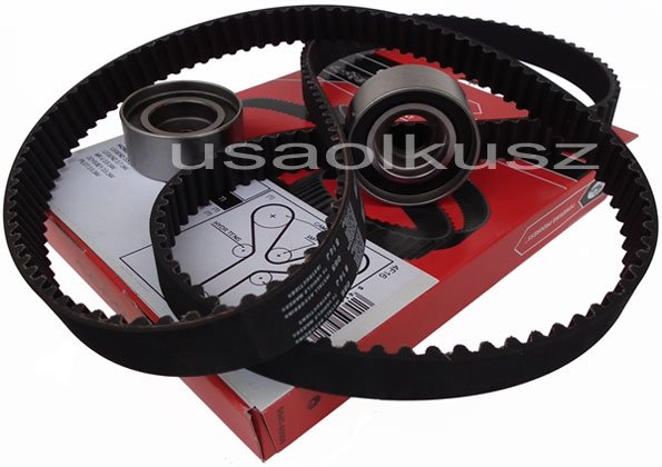 Pasek oraz rolki rozrządu silnika Acura RL 2005-