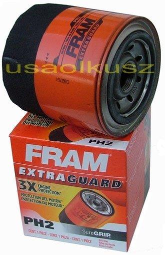 Filtr oleju silnika FRAM Ford Expedition