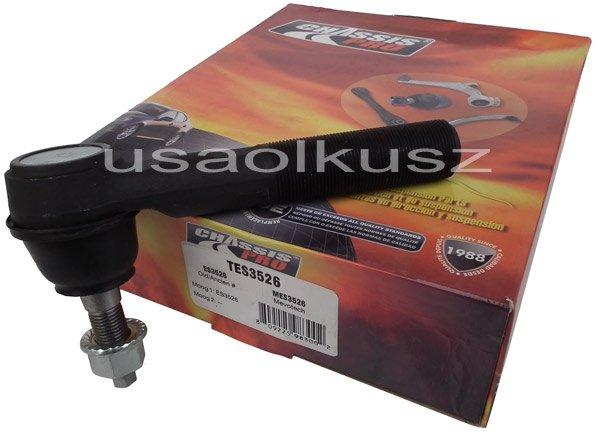 Końcówka drążka kierowniczego lewa zewnętrzna Dodge RAM 1500 HD 4WD 2000-2001