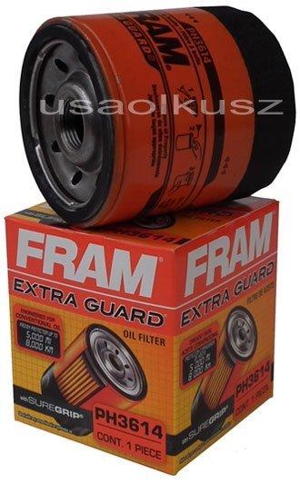 Filtr oleju FRAM Chrysler Cirrus 2,0 / 2,4 16V