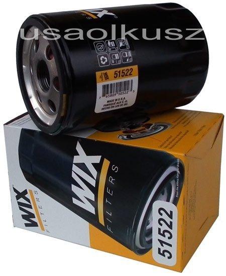 Filtr oleju silnika WIX  GMC Envoy 4,2