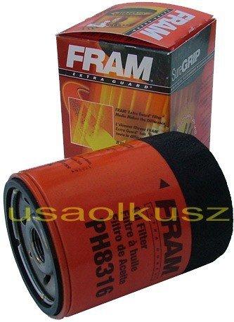 Filtr oleju silnika Ford Focus 2,0 16V DOHC 2000-2004