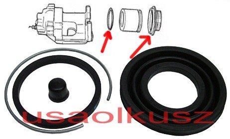 Zestaw naprawczy tylnego zacisku hamulcowego Buick LaCrosse 2008-2009