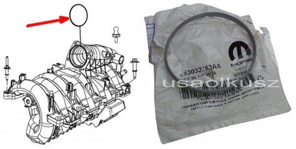 Uszczelka przepustnicy Dodge Dakota 4,7 V8 2008-