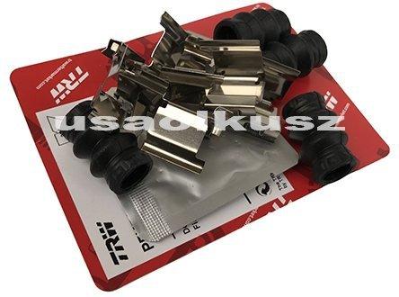 Zestaw montażowy tylnych klocków hamulcowych Ford Explorer 2011-