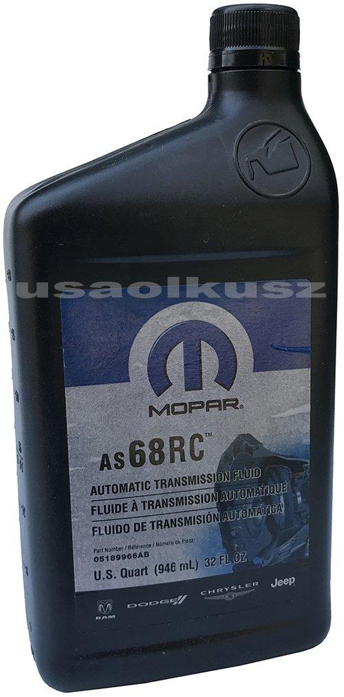 Olej skrzyni AS68RC