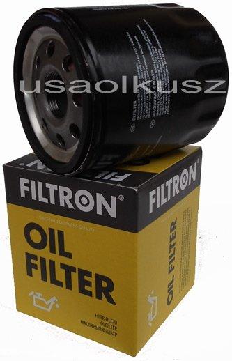 Filtr oleju silnika Buick Rainier 5,3 V8 2007