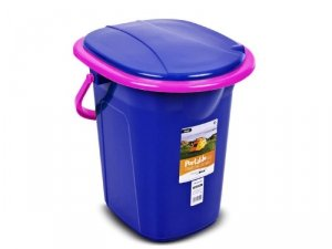 Toaleta turystyczna GreenBlue GB320BR granatowo-różowa