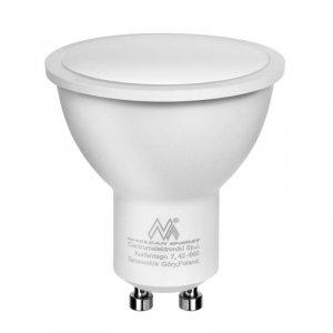 Żarówka LED Maclean GU10 7W MCE437 WW ciepła biała