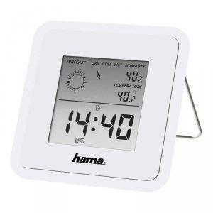Termometr/higrometr Hama TH50, biały