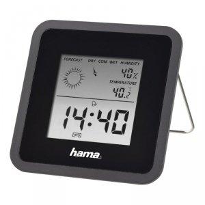 Termometr/higrometr TH50, czarny